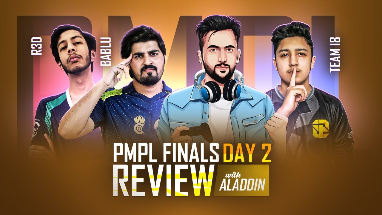 Download PMPL FINALS DAY 2 REVIEW | ALADDIN YT