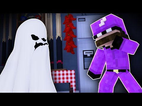 Minecraft Friends - GHOST OF THE PAST !? (Minecraft Roleplay)