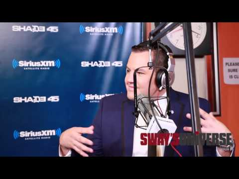 """Ross Mathews Raps on Sway in the Morning & Talks About New """"Hello Ross"""" Show"""