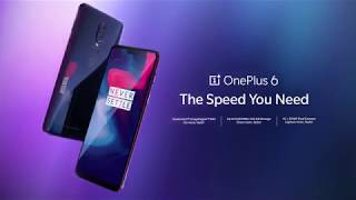 ONEPLUS 6 - ALL ABOUT ONEPLUS 6 2018