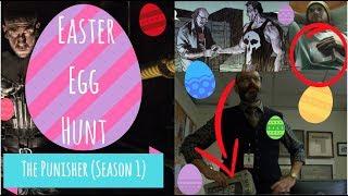 Easter Egg Hunt: THE PUNISHER (Season 1)