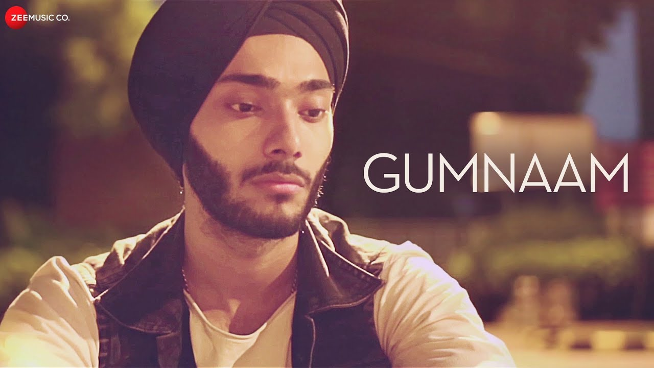 Gumnaam - Official Music Video | SAHIB Singh - SAHIEB