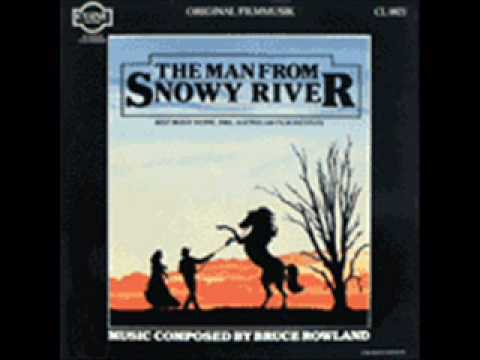 The Man from Snowy River 4. Jessica's Theme Breaking the Colt