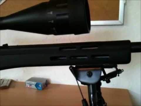 Ati Dragunov Stock On Marlin 795 Youtube