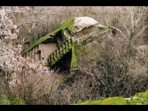 "Mystery in the Forest, Bomarzo ""Pyramid"", Italy - newearth crew"