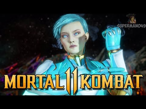 Frost's Blade Spin Brutality Is Awesome! Mortal Kombat 11 Frost Gameplay