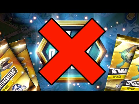 Jurassic World The Game : DON'T GET VIP!!! EXPLAINED!