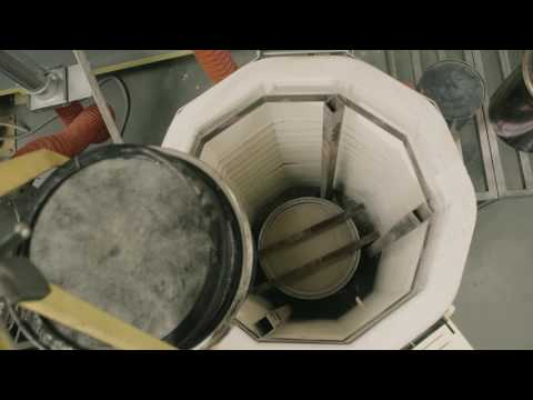 Diesel Particulate Filter Renault Trucks cleaning process