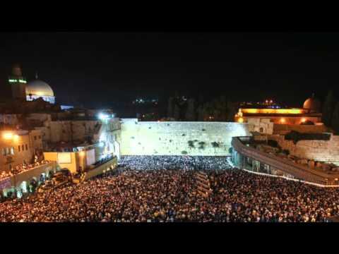 """Sephardic Selihot at Yeshiva University 2015 - סליחות ספרדי בישיבה אוניברסיטה תשע""""ה"""