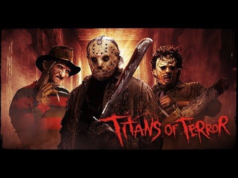 The Titans of Terror are Coming to Halloween Horror Nights 2017