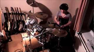 Creepin Up The Backstairs - The Fratellis - Drum Cover