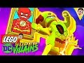 LEGO DC Super Villains - MUNDO ABERTO Com FLASH REVERSO, O VELOCISTA (Gameplay Antecipada)