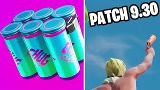 LET'S WAIT TOGETHER FOR PATCH 9.30! IN ARRIVO THE NEW SLURP AND NEW ARMA! 🔴 Live Fortnite