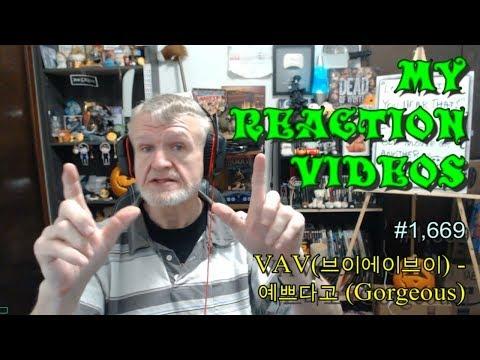 VAV (브이에이브이) - 예쁘다고 (Gorgeous) : My Reaction Videos #1,669