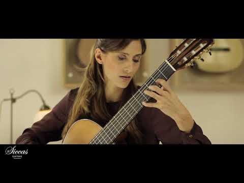 Rachel Schiff plays Sonate K  322 by Domenico Scarlatti on a 2017 Ana Espinosa