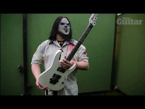 Me And My Guitar: Slipknot's Mick Thomson and his Ibanez Custom Shop signature
