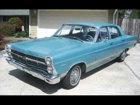 1967 Ford Fairlane 500 4dr