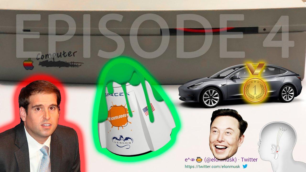 "E4: AI Co-host; Tesla Q2; JB Straubel; SpaceX ""Slime""; Neuralink N1 implant; Hyperloop record; e^ipi"