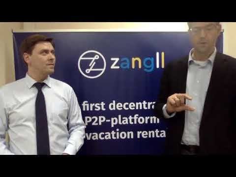 Zangll - The first decentralized P2P-platform in the market of short-term vacation rentals