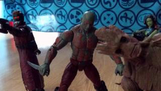 Guardians Of The Galaxy Stop Motion 2016 thumbnail