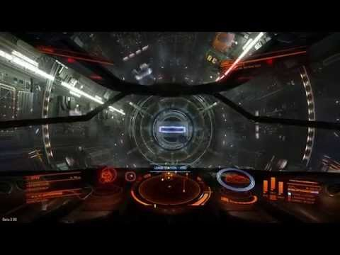 Elite Dangerous - Beta 3 - Introduction to Asteroid Mining