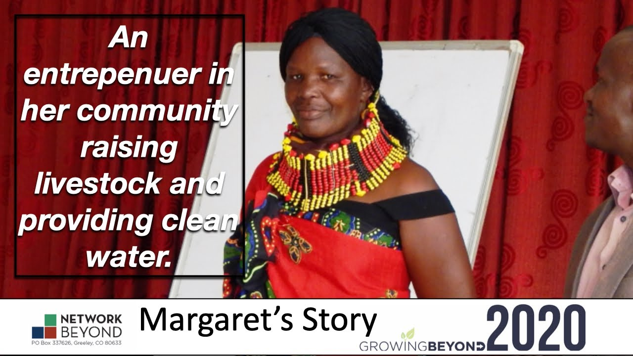 Margaret's Story - ITI North Kenya