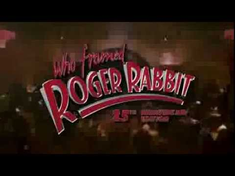 Who Framed Roger Rabbit trailers
