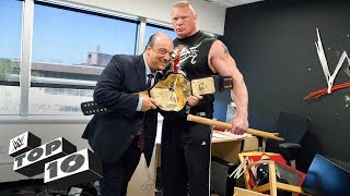 Baixar Superstars caught on camera: WWE Top 10, May 4, 2019