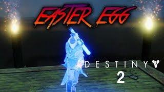 DESTINY 2 - SECRET SCOUTING PATROL EASTER EGG