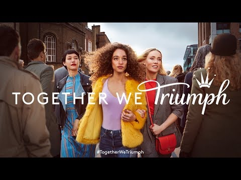 TOGETHER WE TRIUMPH x TV Spot 2018