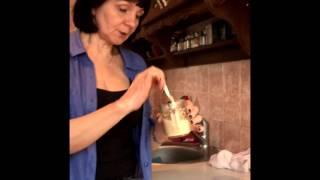 готовлю суп с клецками