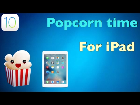 How to get Popcorn time on your iPad! (no computer) (no jailbreak)