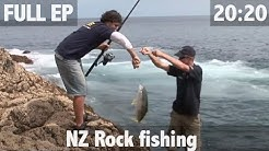 LAND BASED FISHING IN NEW ZEALAND