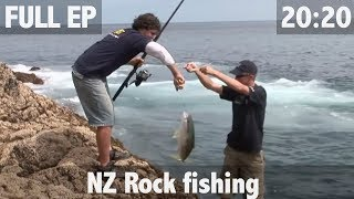 ULTIMATE FISHING - Land based fishing in New Zealand