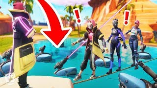 DO WHAT DRIFT SAYS...or ELSE! *SEASON X* (Fortnite Simon Says)