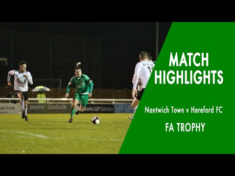 Nantwich Hereford Goals And Highlights