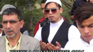 جنازة والد إسماعيل العماري