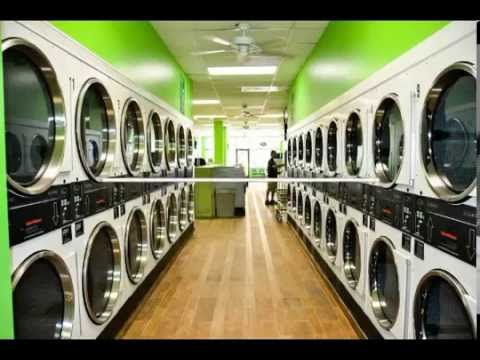 Super Wash & Dry Laundromats of Florida - YouTube