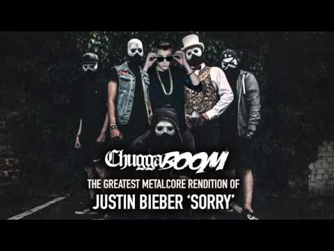 ChuggaBoom - Sorry (Justin Bieber Metalcore Cover)