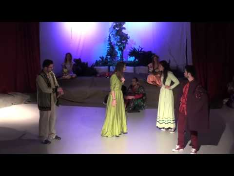 """A.U.K.'s Theater Class performed Shakespeare's most popular comedy """"A Midsummer Night's Dream"""""""