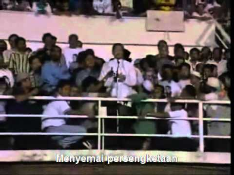Anwar Ibrahim 1998 - Damai Yang Hilang (MV + Lyric)