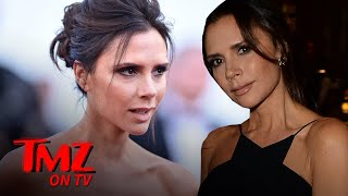 Victoria Beckham FINALLY Smiles | TMZ