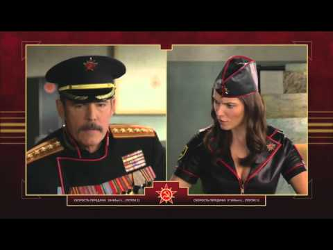 Command and Conquer Red Alert 3 all Soviet Cutscenes/Movies