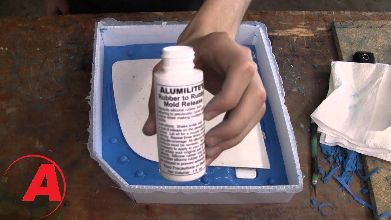How To Create a Custom Fog Light Cover - Alumilite