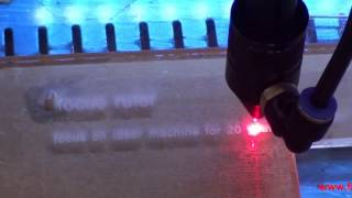50W laser cutting acrylic sheet, 300*500mm laser cutter, china laser cutter, FL-350