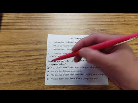 Introduction to Inferencing - 4th Grade