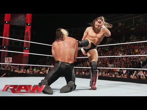 Daniel Bryan vs. Seth Rollins: Raw, February 2, 2015