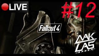 [LIVE] fallout 4 สไนเทพ ดาบเทพ พากย์ไทย day 12