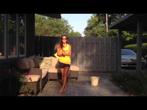 Nicole Myint ALS Ice Bucket Challenge Ann Arbor Michigan Challenging The University Of Michigan ..