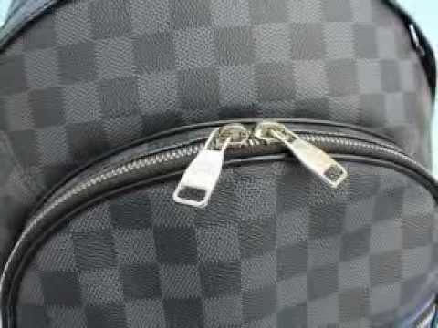 New Louis vuitton Damier Backpack on sale, Make me an offer - YouTube a000758235